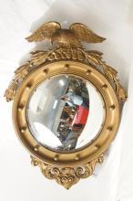 Eagle bullseye mirror