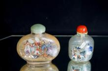 Chinese snuff bottles 4