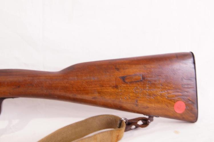 Dutch MANNLICHER model 1895 carbine #4745