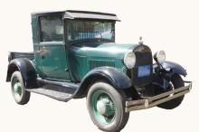 1929 Ford Model A Pickup - Restored