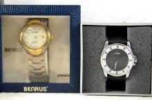 Assorted man's watches - Gruen, Waltham,