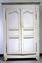 Early 19th c. 2 door cupboard circa 1820
