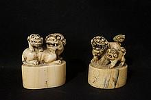 Antique ivory