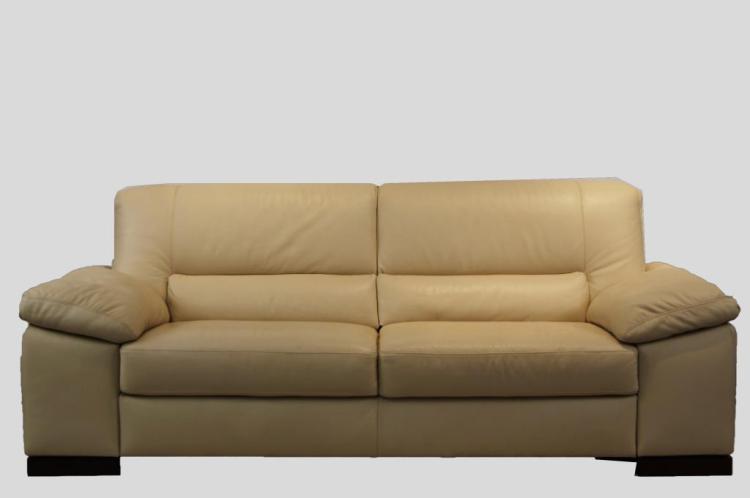 Italsofa Fine Modern Leather Italian Sofa