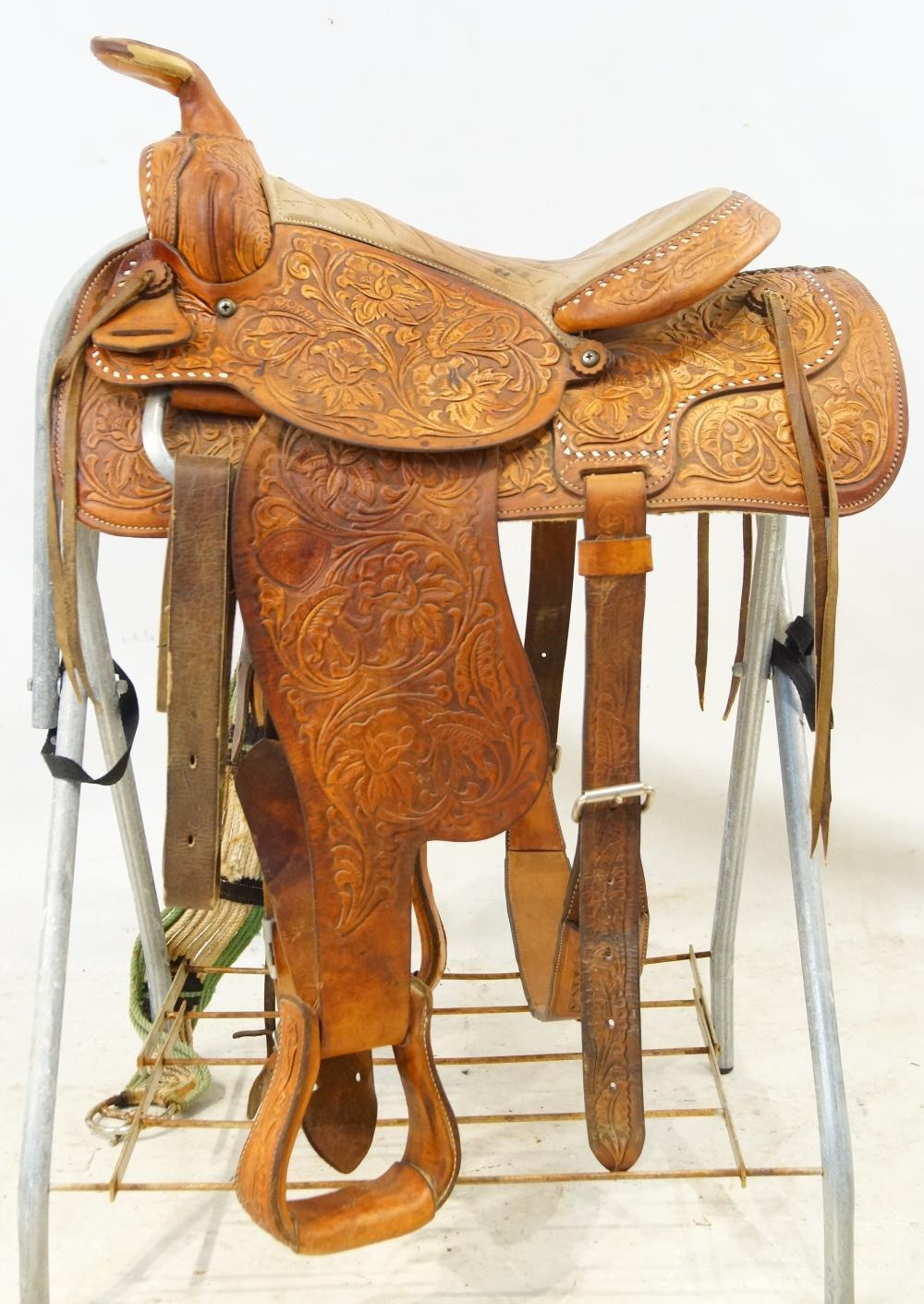 Dating hereford saddles