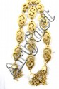 Collection of vintage costume jewelry - Trifari +