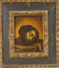 Attributed to Juan de Valdes Leal oil on panel