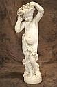 Cherub antique garden statue - 40