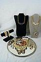 Vintage estate jewelry - Napier & Florenza,