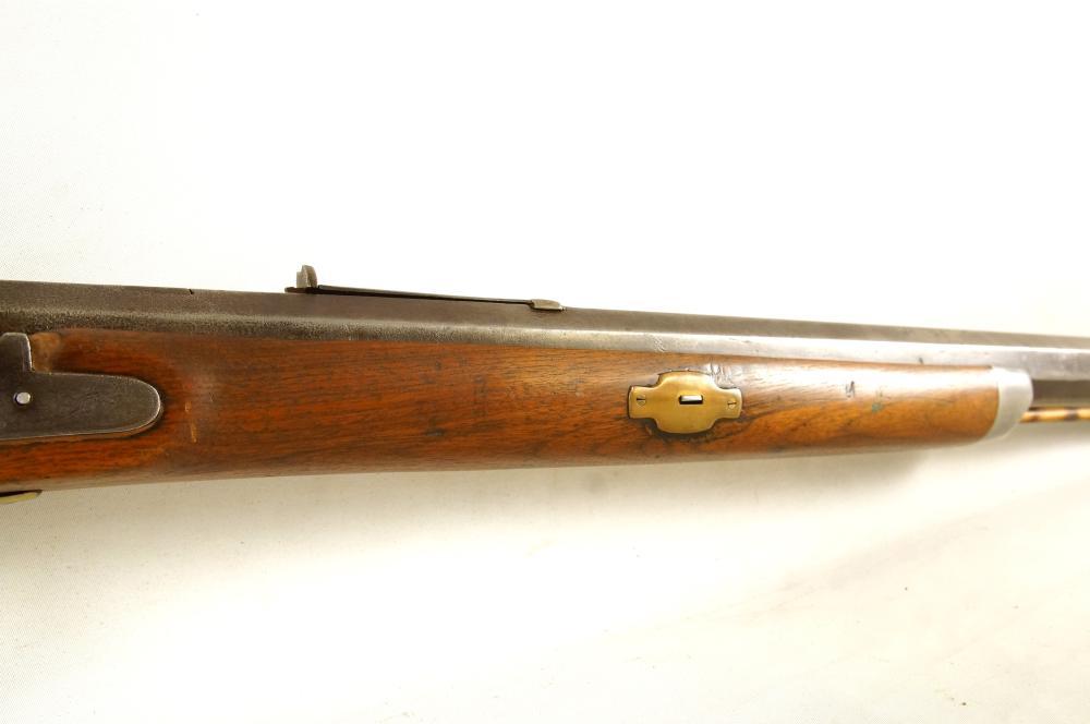 Samuel Hawken half stock Percussion Rifle