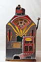 Little Dukes 1c  Art Deco slot machine - Jennings
