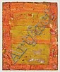 BIRO, Antal (1907-1990). Composition orange et, Antal Biró, Click for value