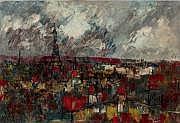D'ANTY, Henry Maurice (1910-1998). Paris la Tour