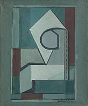 ANDREENKO Michel (1894-1982) Composition