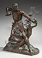 CORMIER, Joseph Emmanuel (1869-1950) Hercule, Joseph Cormier, Click for value