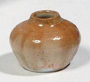 DELAHERCHE Auguste (1857-1940) Vase miniature en
