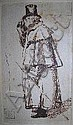KEENE, Charles Samuel, (1823 1891), PEN DRAWING,, Charles Samuel Keene, Click for value