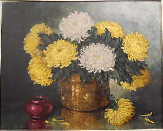 DYKMAN, John Frederick, (1897 - 1974), S.A., OIL