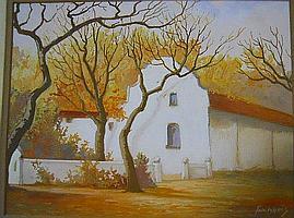FRANCOIS, Leo Auguste, (1870 - 1938), OIL ON LINEN