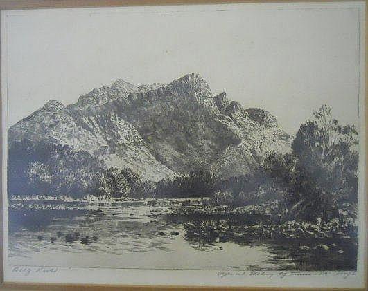 DE JONGH, MARTHINUS JOHANNES (TINUS), (1885 -
