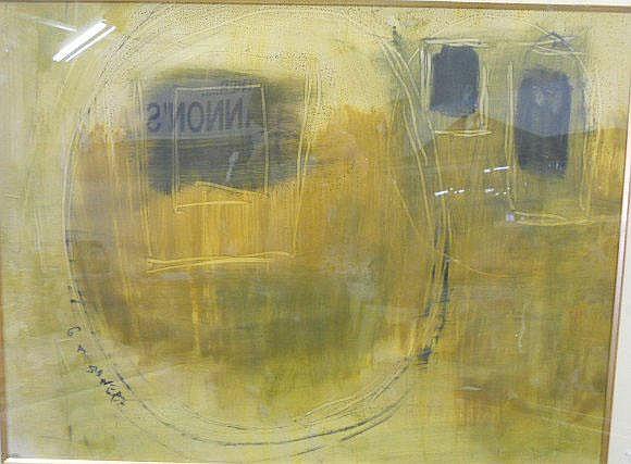 GASSNER, CHARLES (CAREL ANTOON) (1915-1977) BORN