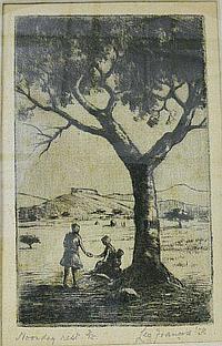 FRANCOIS, LEO AUGUSTE, (1870 - 1938), BORN