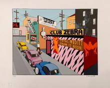 Club Zebra