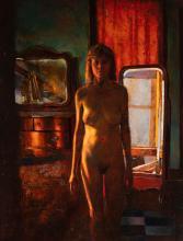 Stephen Brown - Portrait of Gretchen