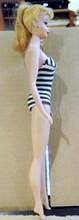 Barbie doll#3 /original box-late 50's