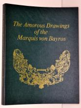Vintage Book-Amorous Drawings