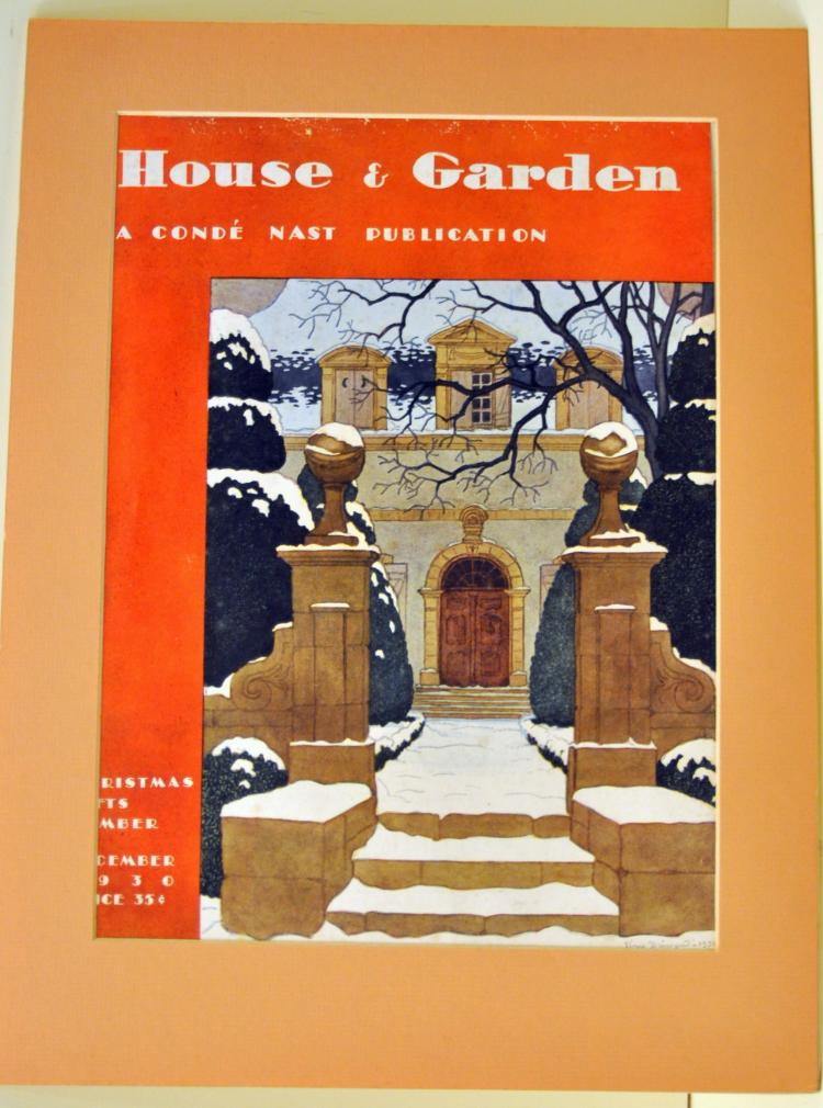 House and Garden Conde Nast Publishing