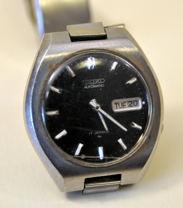 Seiko wristwatch original band