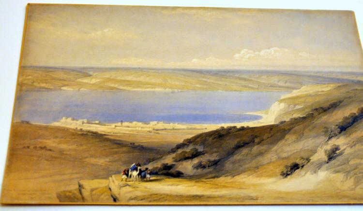 Litho David Roberts 1842