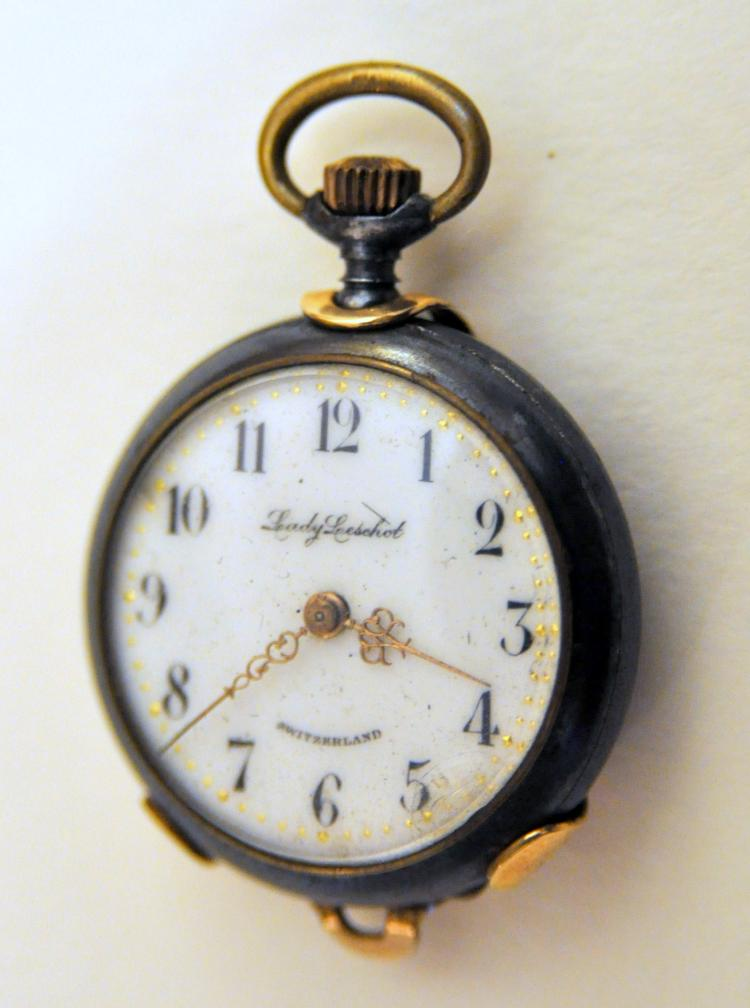 Vintage pendant watch 19th c