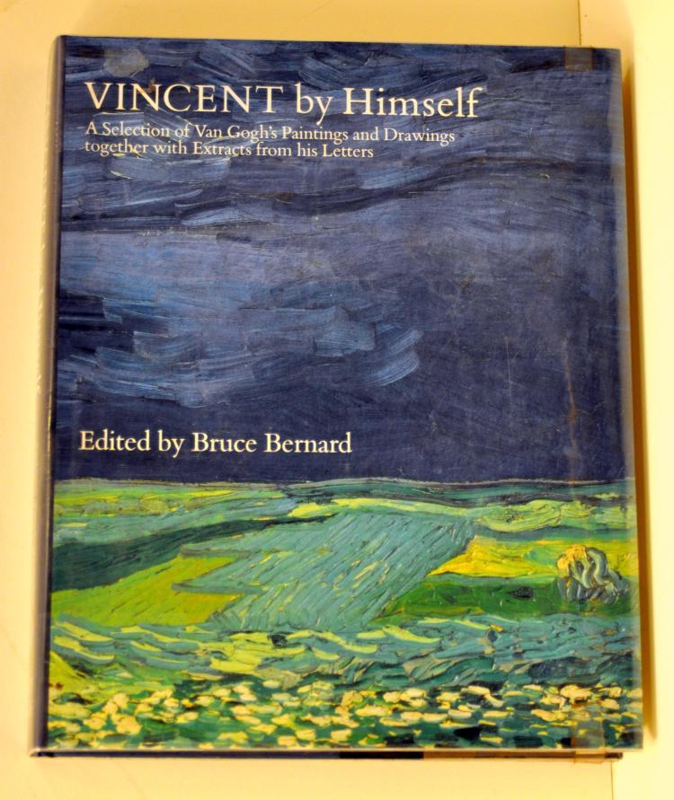 Art book Van Gogh - Vincent by Himself