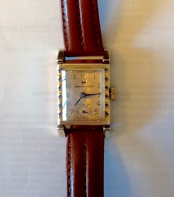Hamilton Gents wristwatch vintage
