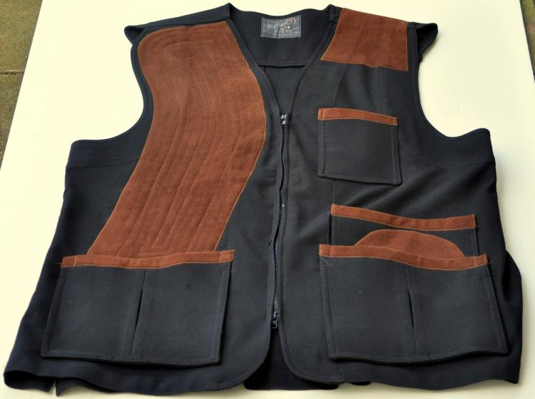 Big Shot hunting vest custom