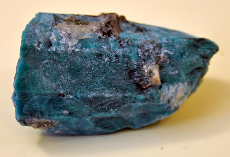 Amazonite crystal specimen Colorado