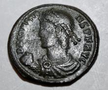 Lot 137: Roman coin bronze ancient