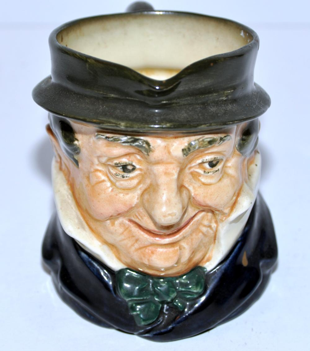 Lot 205: Royal Doulton mug England