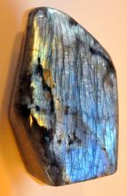 Labradorite Paperweight specimen polished