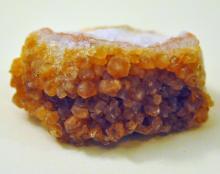 Citrine crystal specimen Uruguay