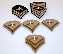 Vintage WWII army patches-Air Corp
