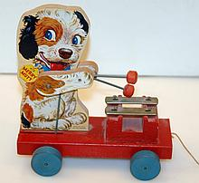 Merry Mutt Fisher Price xylophone toy
