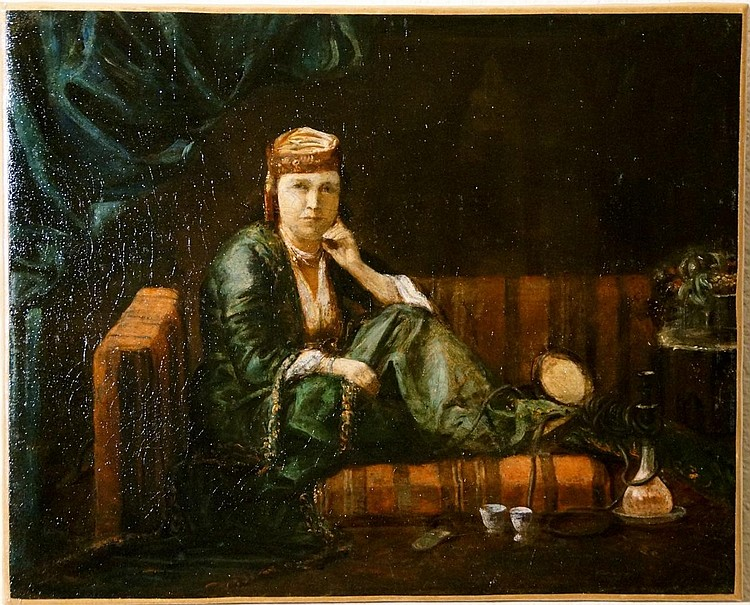 Orientalist 19th century