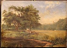 British old master 18th century School of Constable