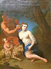 Italian School Old Master Painting Mythological
