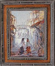 Shmuel Lamm Israeli Impressionist