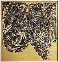 Francois Burland art brut