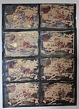 Iran Darroudi Iranian Contemporary painting